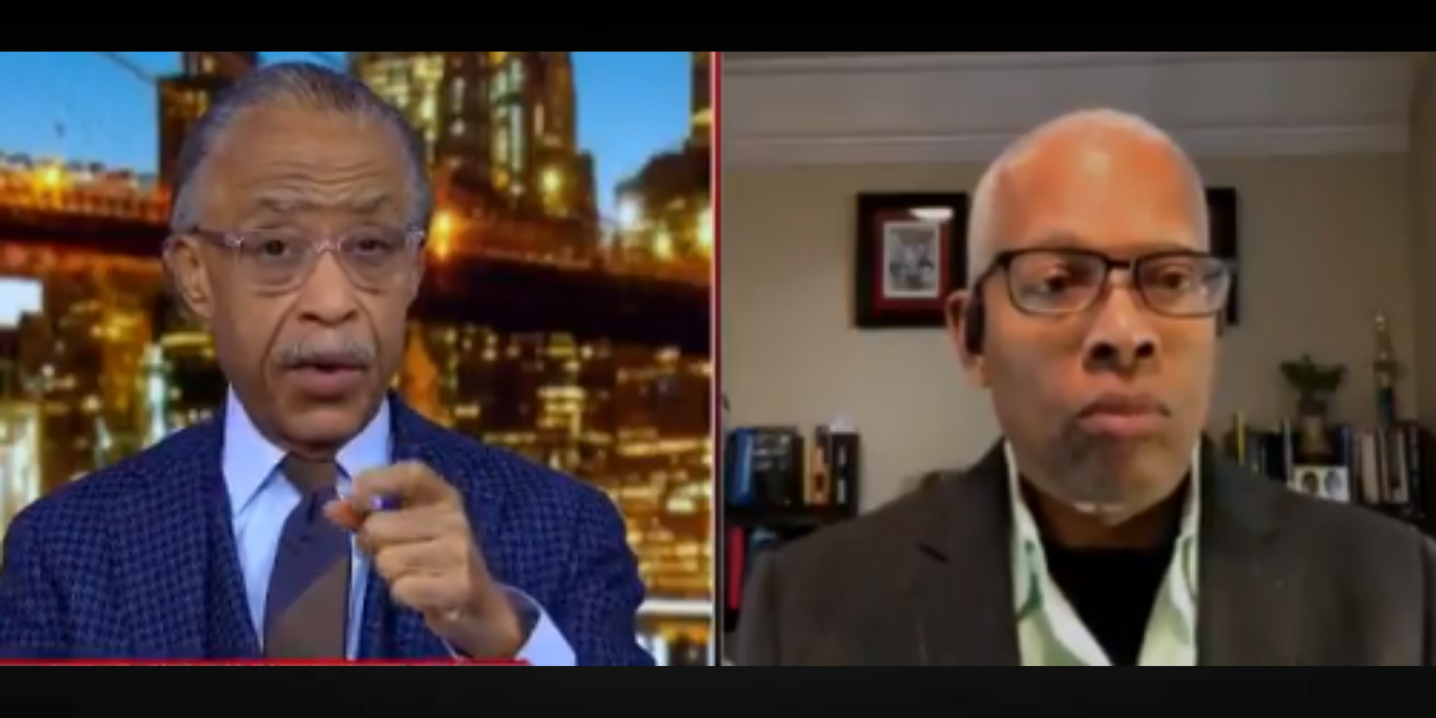 WATCH: Democratic Rep. has 'no doubt' rioters would have 'lynched' black lawmakers without intervention