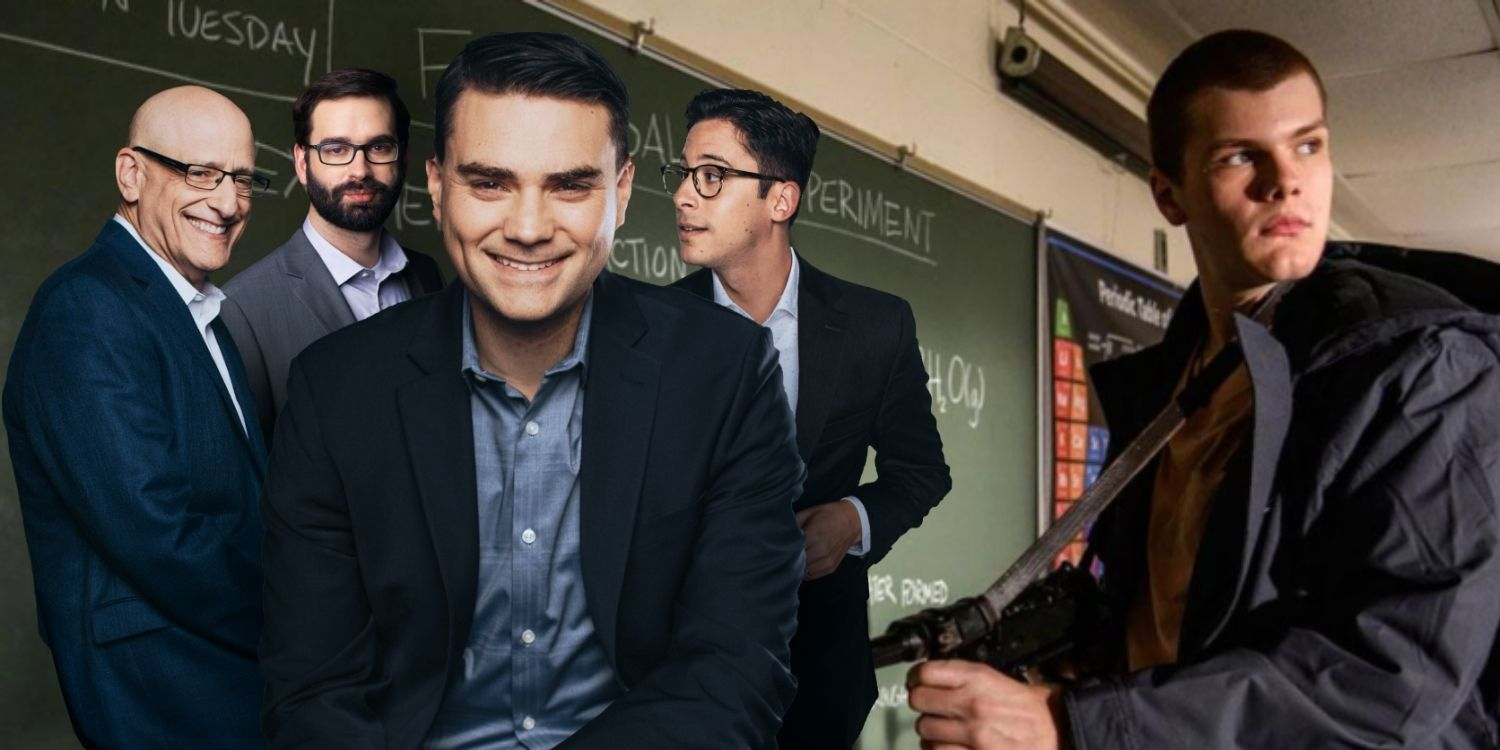 Ben Shapiro's Daily Wire just released their own movie and it's really good