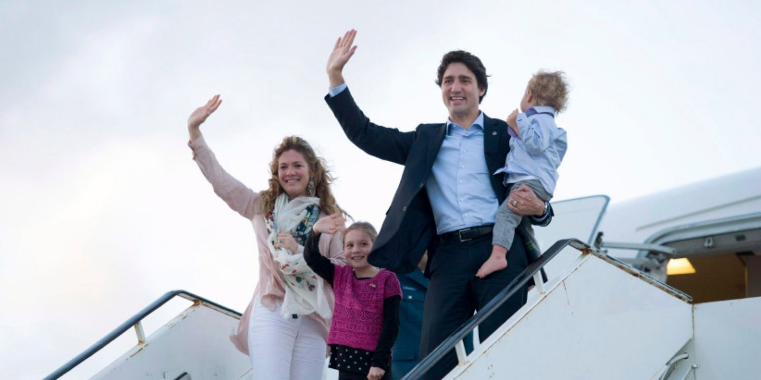 REVEALED: Trudeau's 2019 tropical family vacation cost taxpayers nearly $200,000