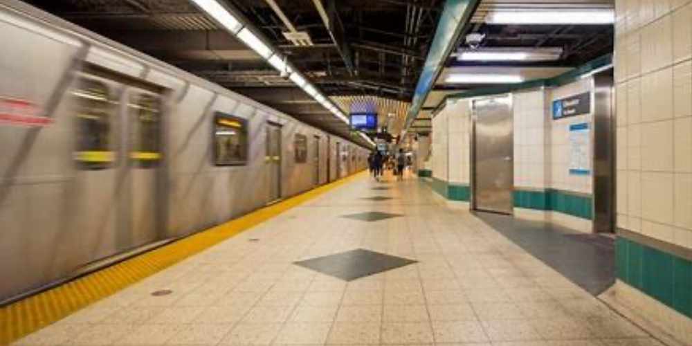 Toronto man arrested following subway hammer attack that injured four