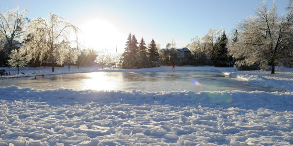 Vaughan, Ontario closes rinks, toboggan hills, and dog parks due to COVID-19