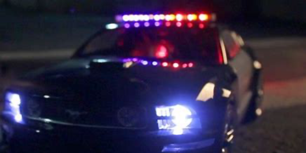 Mother alone with 8-year-old shoots alleged home invader