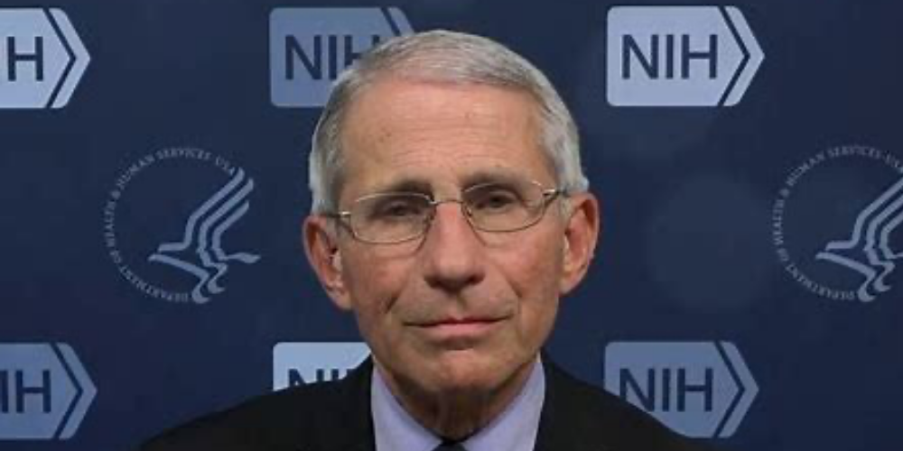 Dr. Fauci is the highest-paid US federal employee, earns more than the president