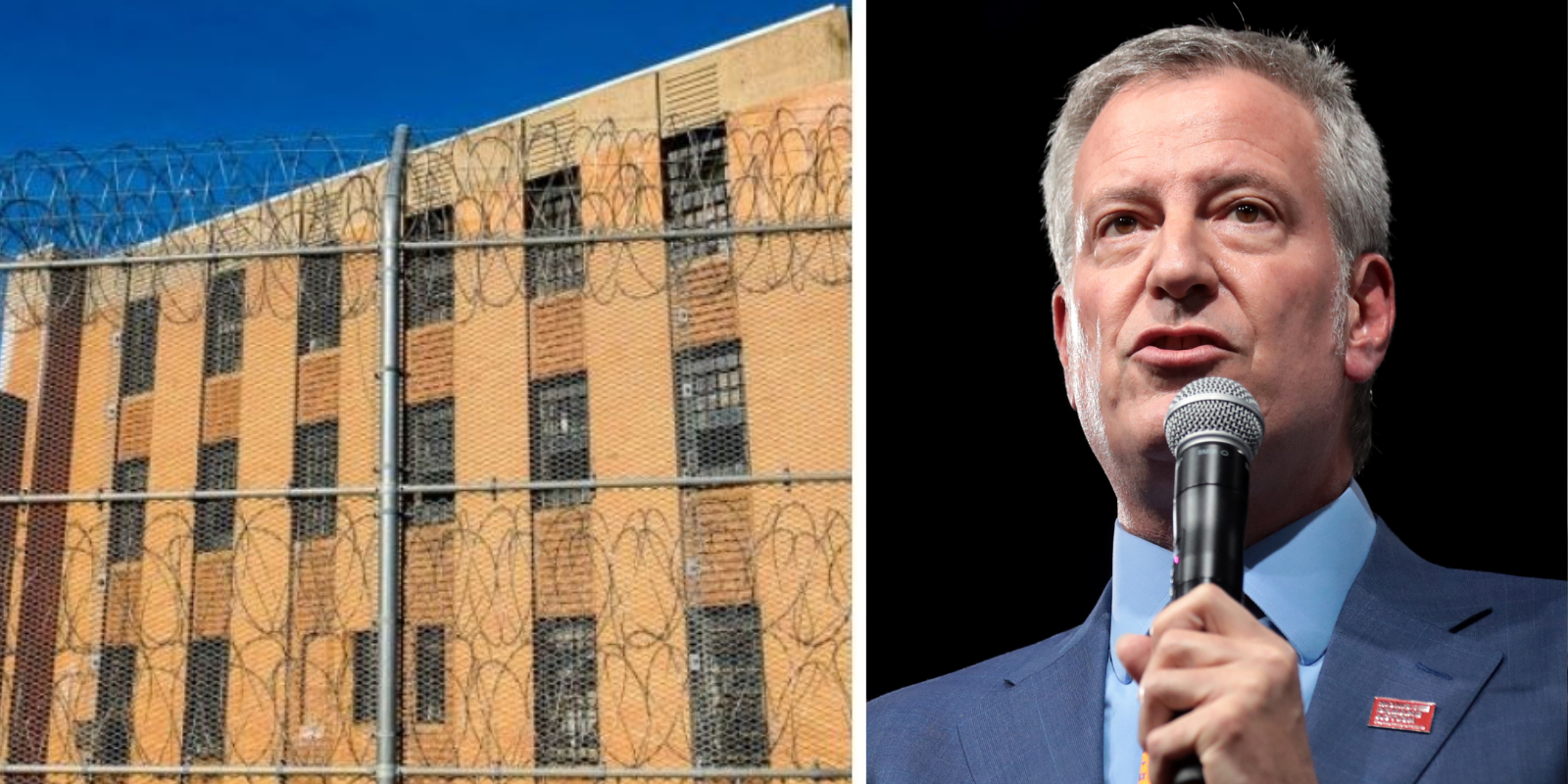 NYC sends COVID vaccine to Riker's Island and other city jails as vulnerable citizens wait