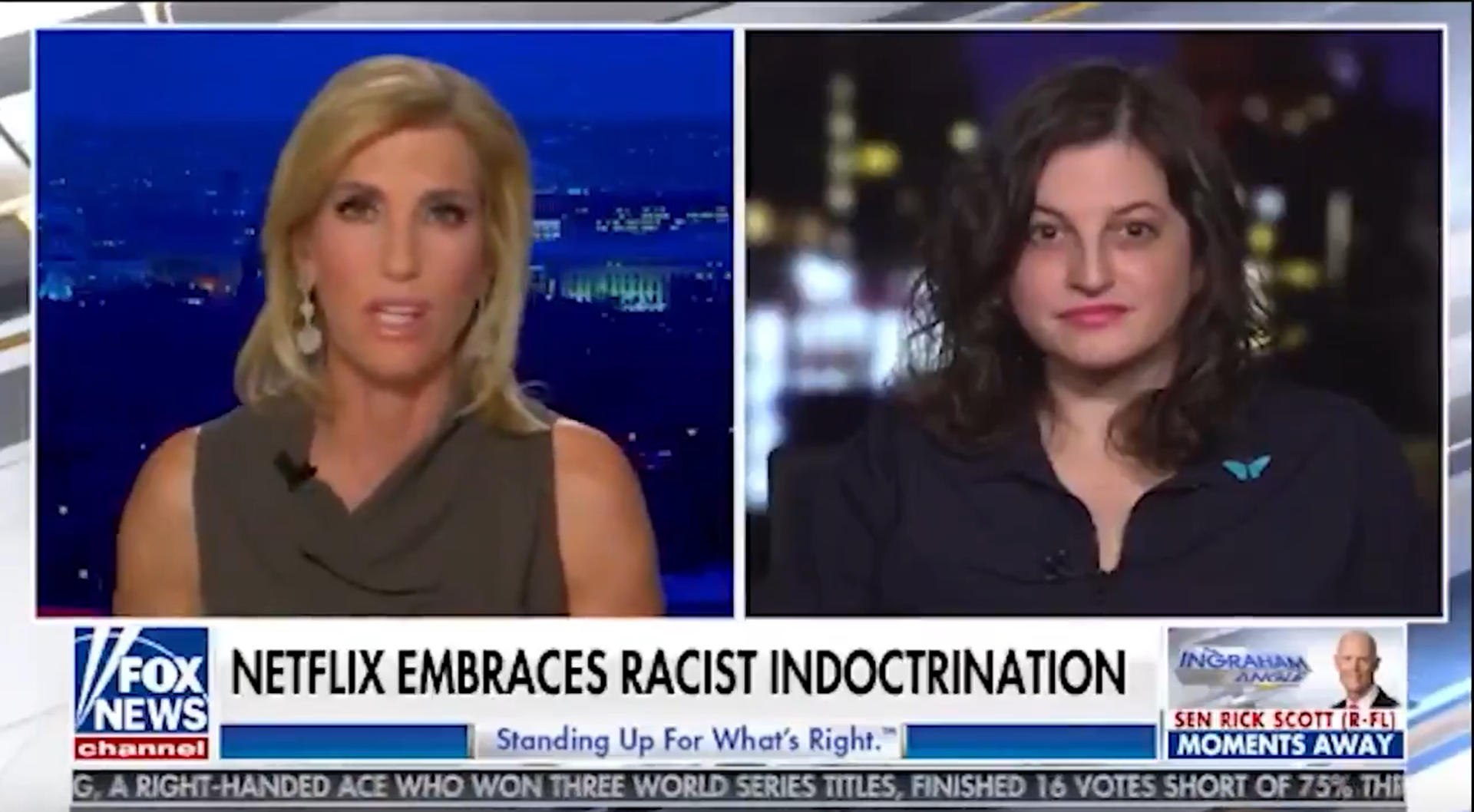 WATCH: Libby Emmons takes aim at Netflix and Ibram Kendi over critical race theory