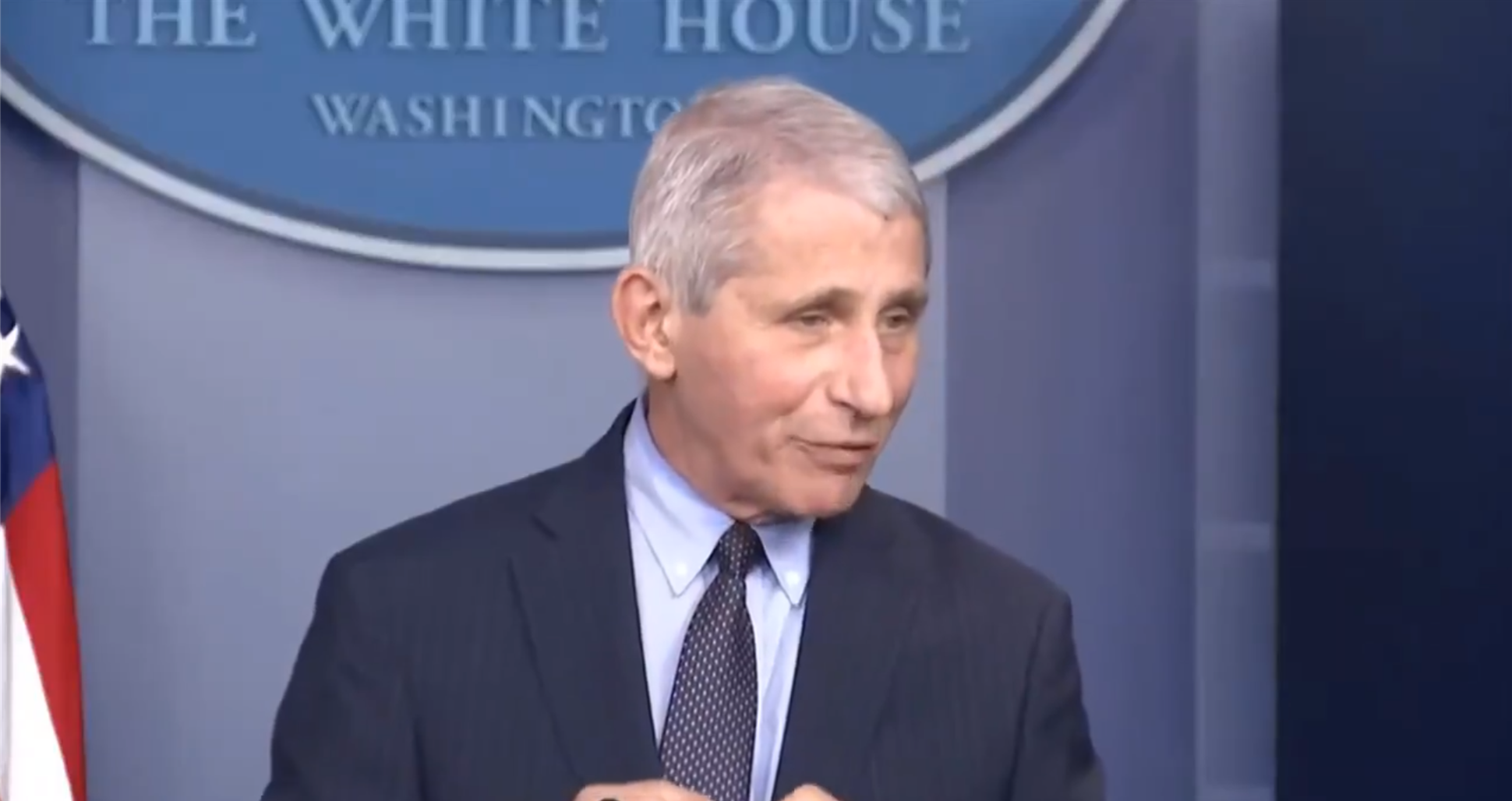WATCH: Fauci discredits CNN story which claimed Biden administration received 'no plan' on vaccine rollout and were 'starting from scratch'