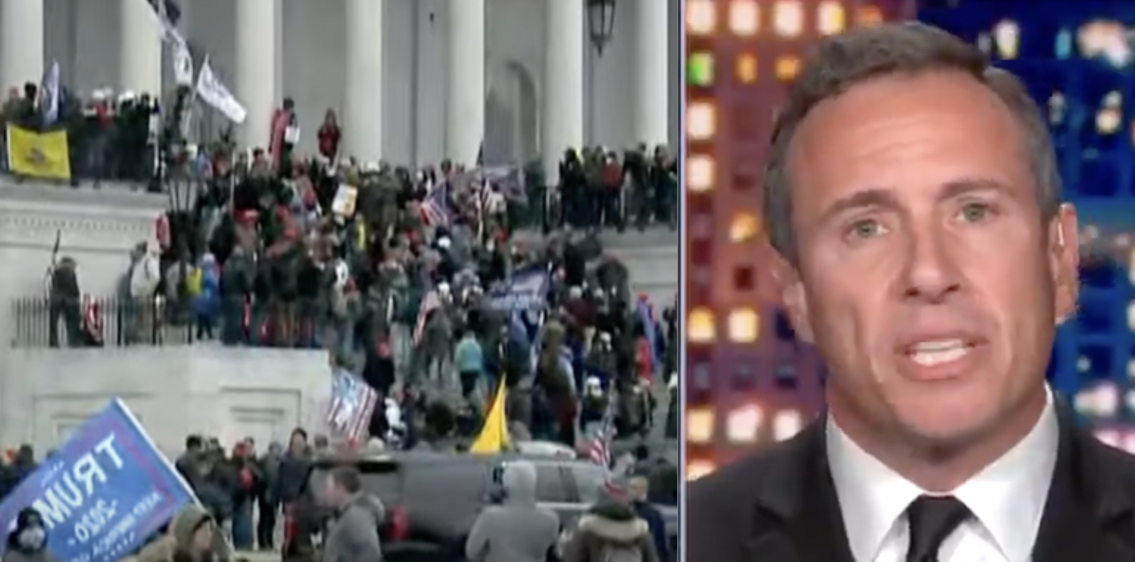 HYPOCRISY: Left-wing media suddenly cares about riots and attacks on federal buildings after covering for Antifa all year