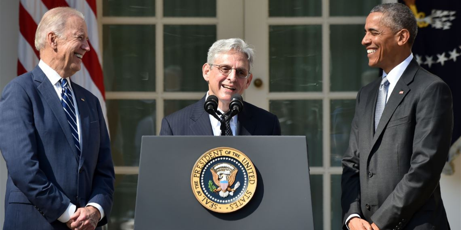 BREAKING: Merrick Garland to be named AG by Biden administration