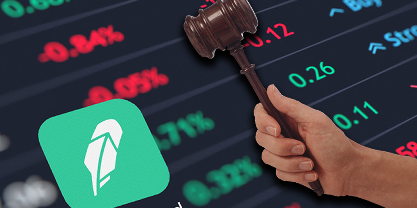 BREAKING: Class action lawsuit launched against Robinhood in New York