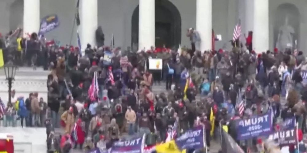 BREAKING: Four people reported dead in DC during Capitol protest