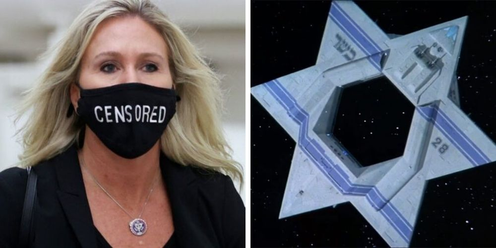 In resurfaced social media post, GOP Congresswoman claims Jewish space lasers caused California wildfires, alleges other conspiracy theories