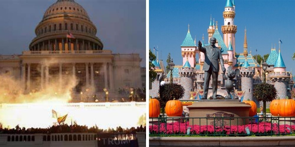Disney to stop donations to Republicans who opposed certification of Electoral College vote