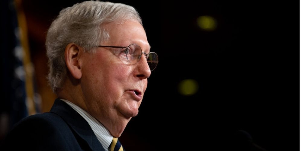 McConnell: 'no chance that a fair or serious trial could conclude before President-elect Biden is sworn in'