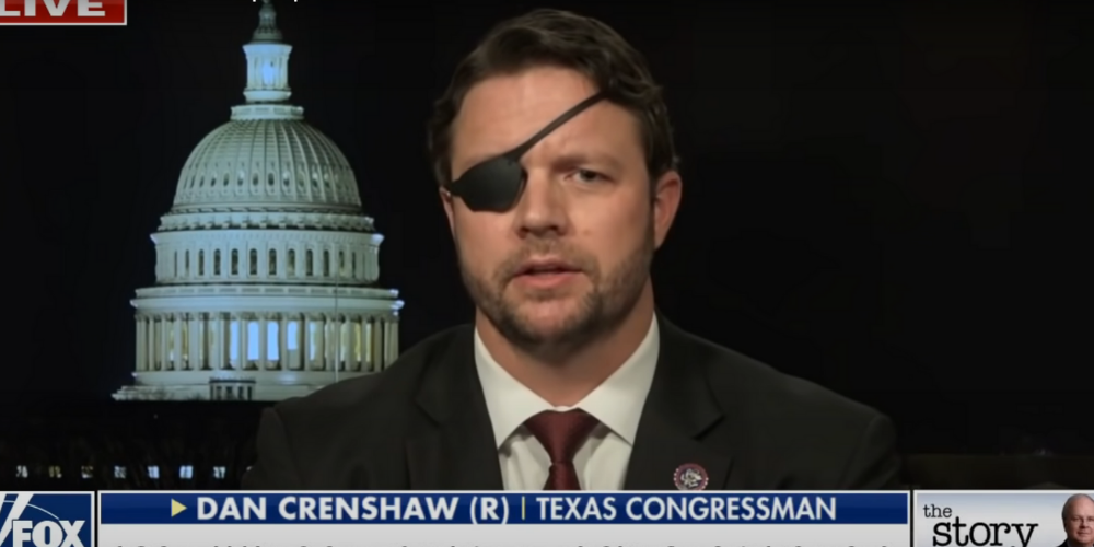 Rep. Crenshaw introduces House bill protecting oil and gas jobs in Texas, amid Biden executive order spree