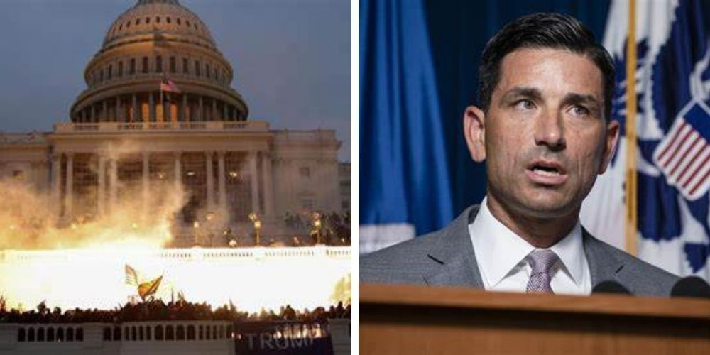 BREAKING: Acting DHS Secretary Chad Wolf resigns in wake of Capitol riot