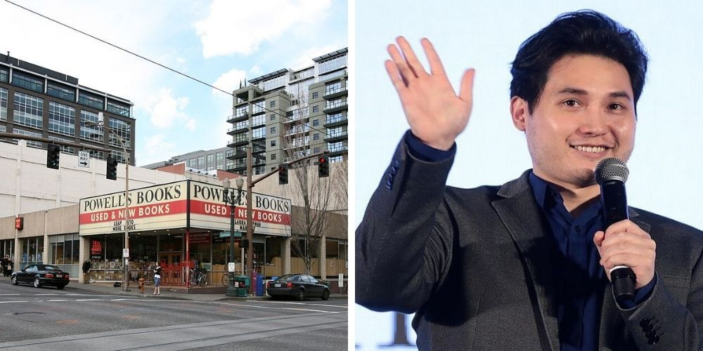 Antifa forces evacuation of Portland bookstore in protest of Andy Ngo's book