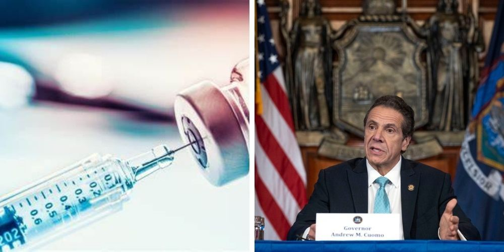 Doses thrown out in New York due to Gov. Cuomo's vaccine rollout policy