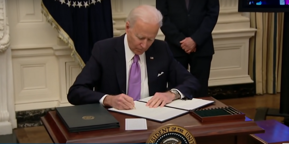 Biden removes Trump order protecting US power grid from China