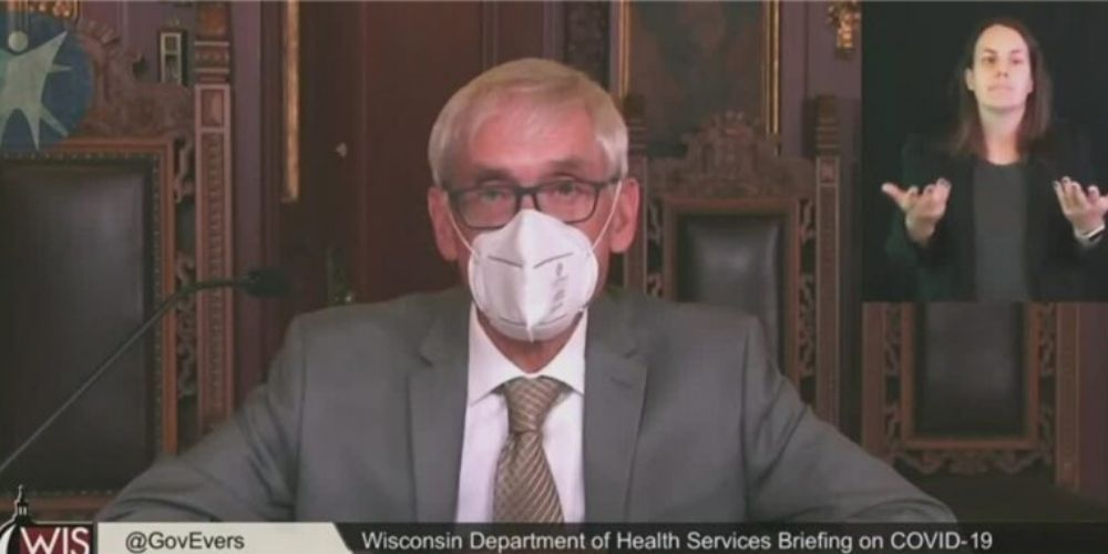 Wisconsin state senate votes to repeal governor's statewide mask mandate