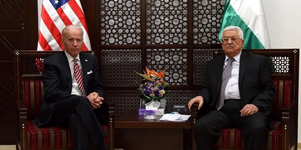 Biden administration reestablishes diplomatic ties with Palestinian Authority
