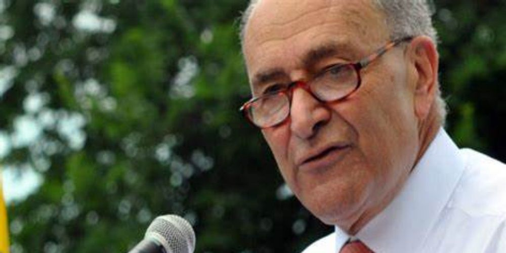 WATCH: Chuck Schumer compares storming of the Capitol Building to Pearl Harbor
