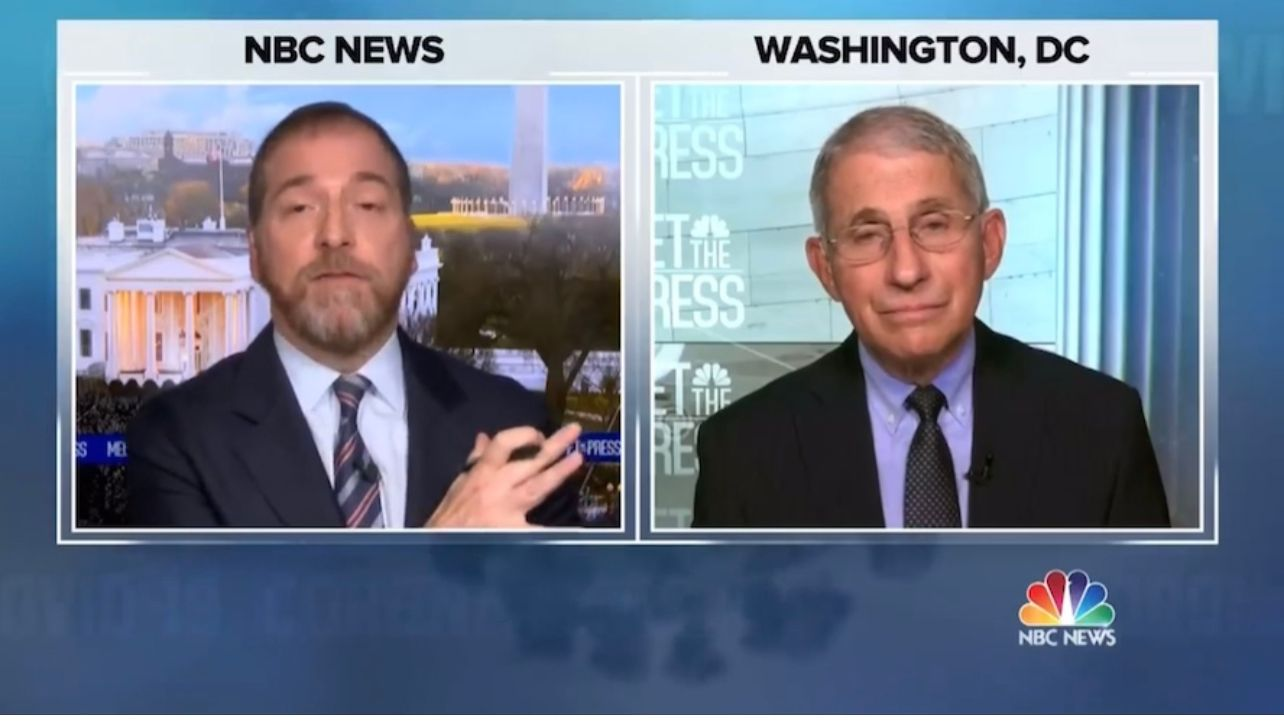 WATCH: Dr. Fauci says a national lockdown is 'not out of the question'