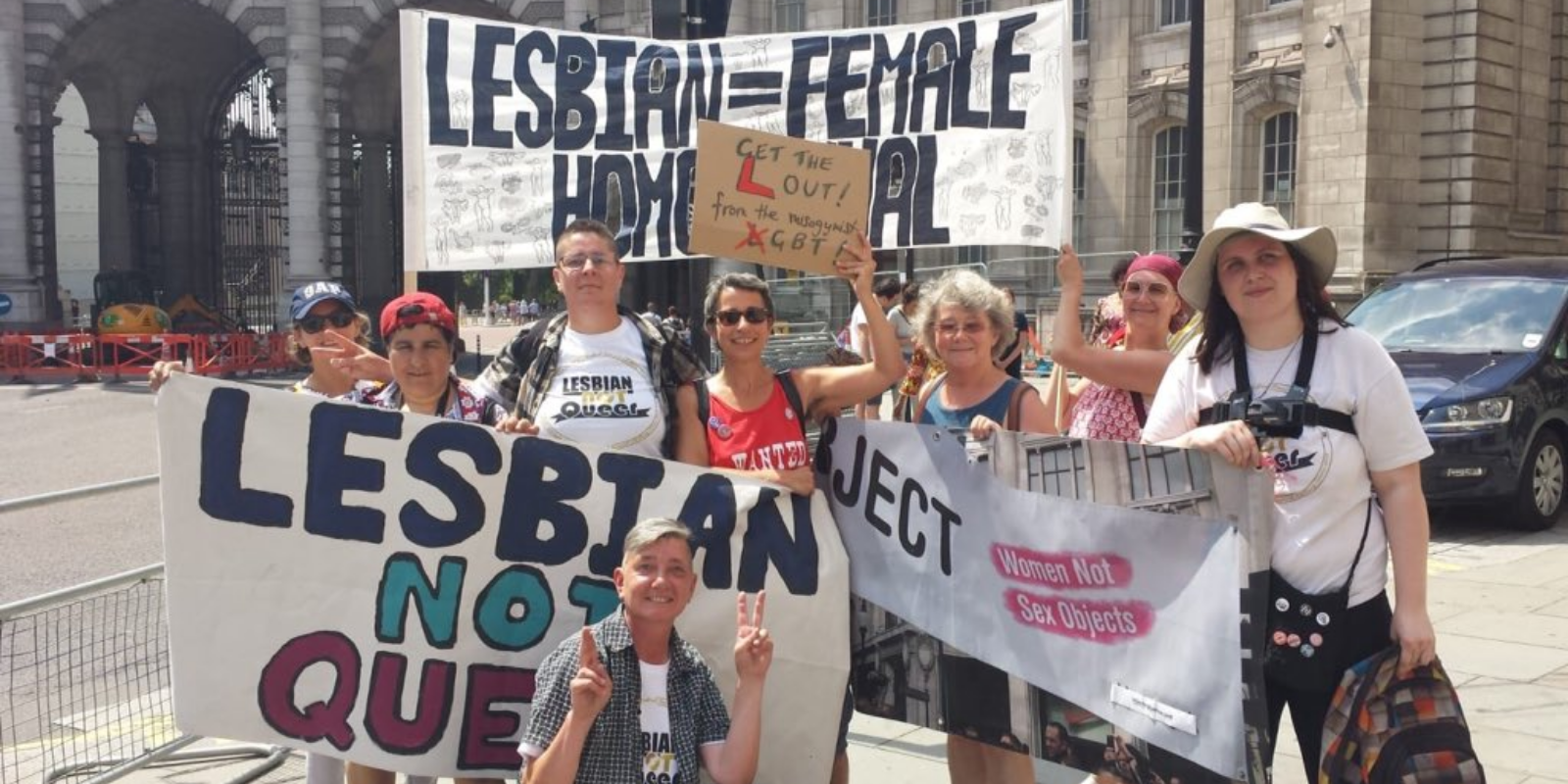 Women's Liberation Front releases Media Style Guide to take back language from trans ideologues