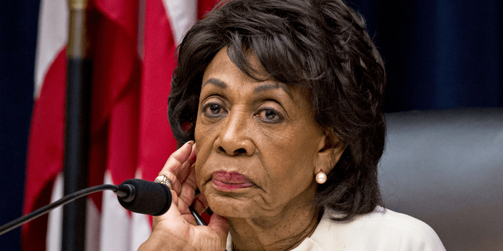 Democratic Rep. Maxine Waters made over $1.1m in payments to her daughter using campaign cash