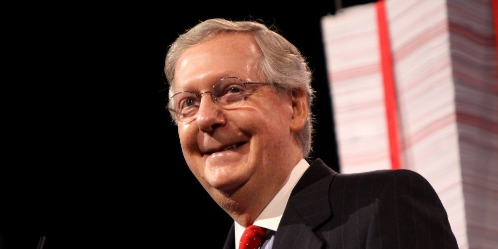 BREAKING: McConnell will not reconvene Senate for emergency session impeachment vote