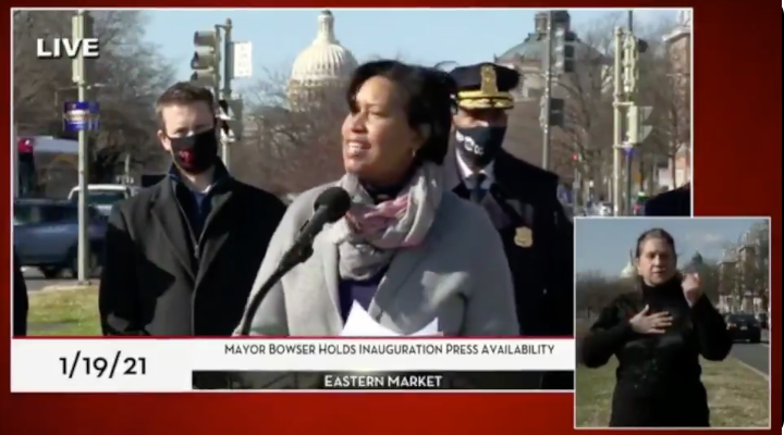 WATCH: DC mayor calls for National Guard to remove troops who 'may be pulled by other views'