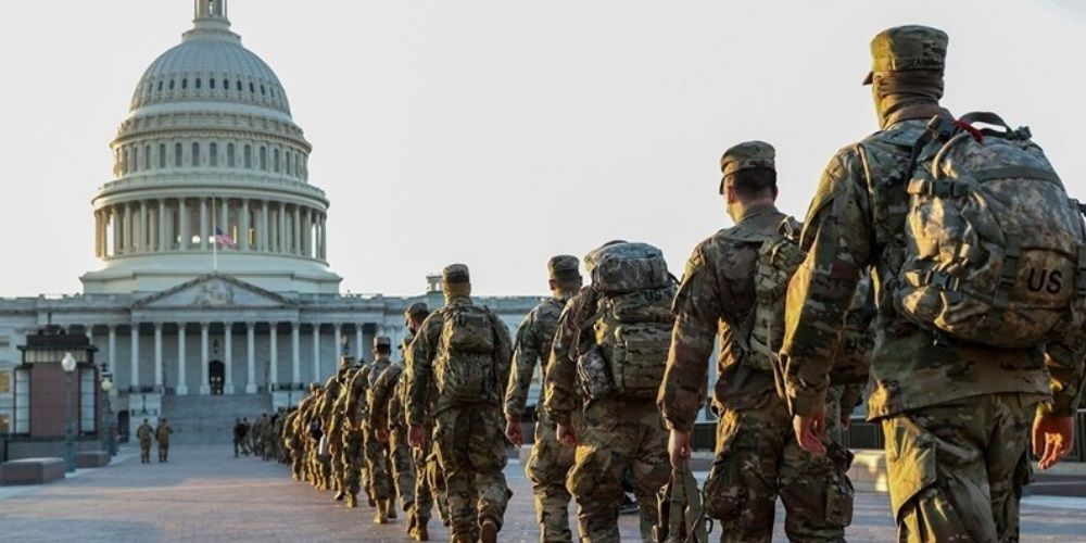 National Guard deployment to DC may have been a 'superspreader' event