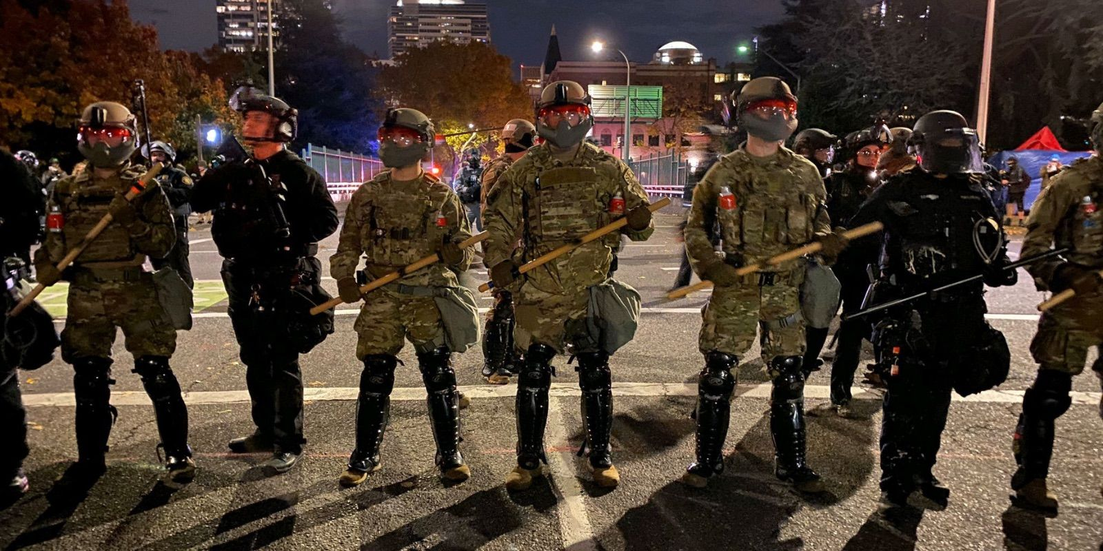 Oregon State Police to utilize National Guard at state Capitol
