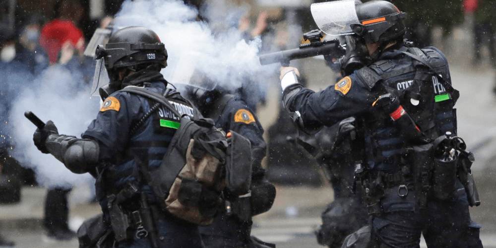 Seattle Police and City Attorney take hardline stance against Antifa