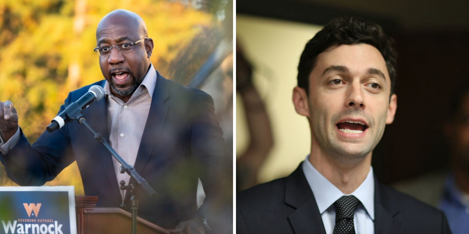 Georgia voters outraged over $1,400 relief checks when $2,000 was promised