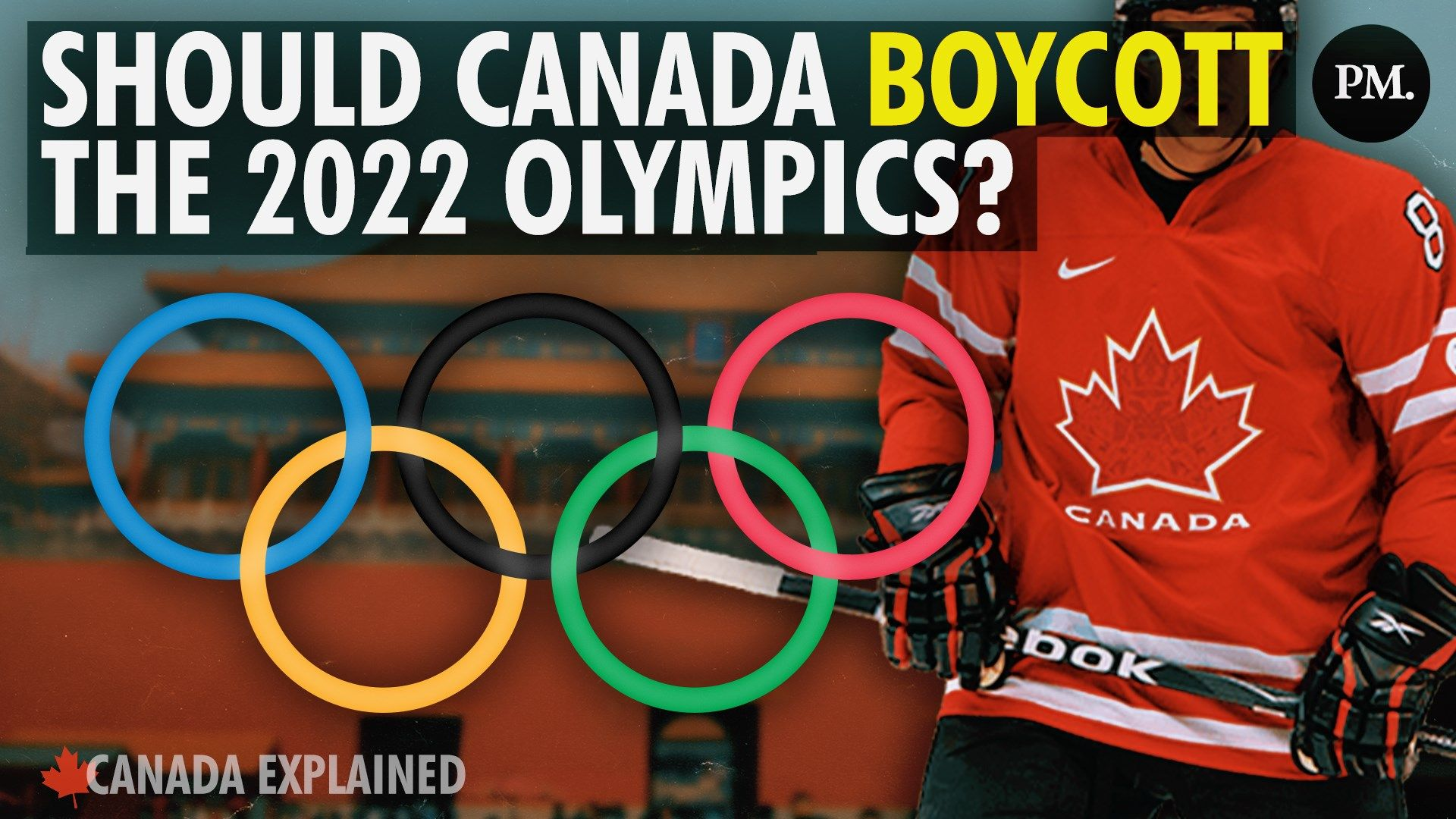 WATCH: Should Canada Boycott China's Olympic Games?