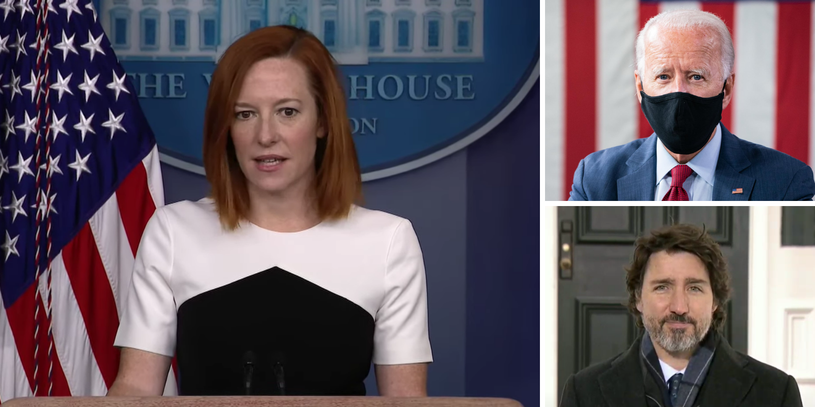 WATCH: Trudeau 'raised concerns' over Keystone XL cancellation, but Biden remains committed to ending project