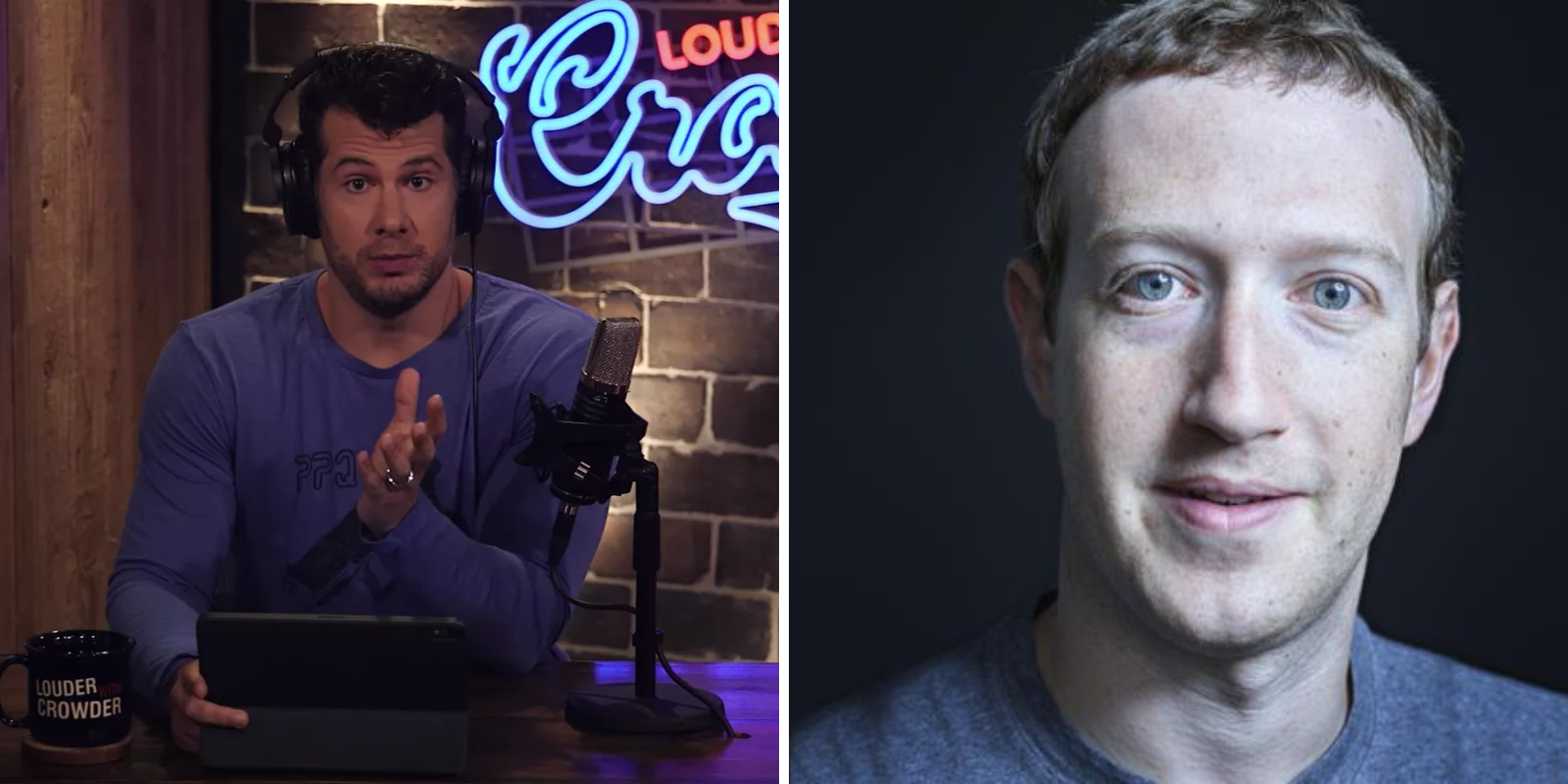 BREAKING: Steven Crowder announces lawsuit against Facebook