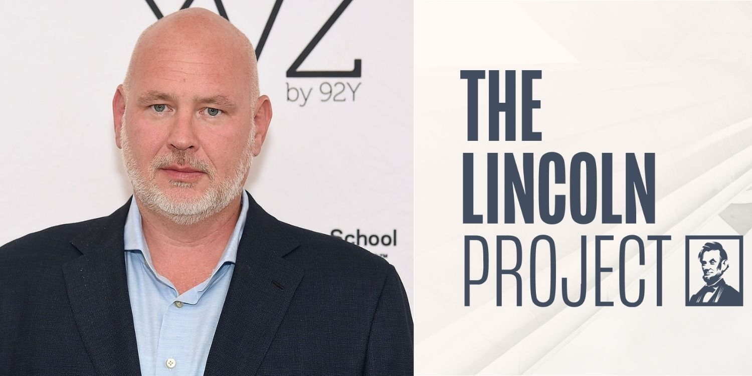 BREAKING: Lincoln Project co-founder resigns after sexual misconduct scandal spirals out of control