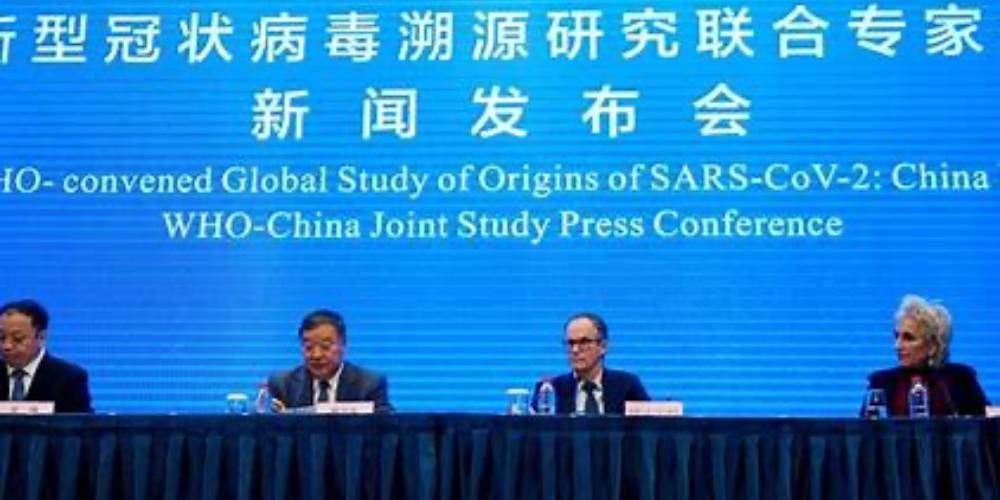 WHO investigators in Wuhan say COVID likely emerged from animals and is not of lab origin