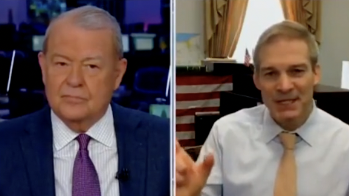 WATCH: Rep. Jim Jordan SLAMS Democrats for manipulated video of Trump omitting his call for peaceful protest on Jan 6
