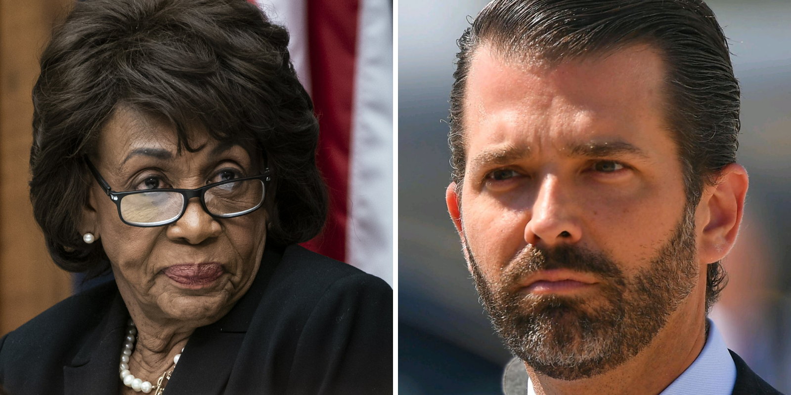 WATCH: Donald Trump Jr. slams Maxine Waters for her failure to understand how the stock market works