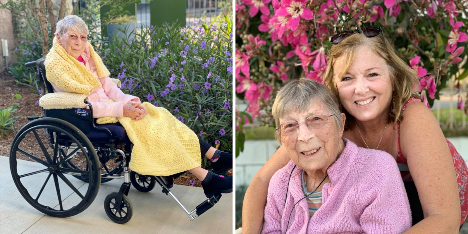 HEARTBREAKING: 99-year-old mother dies of COVID-19 in California nursing home under lockdown after months of isolation from family