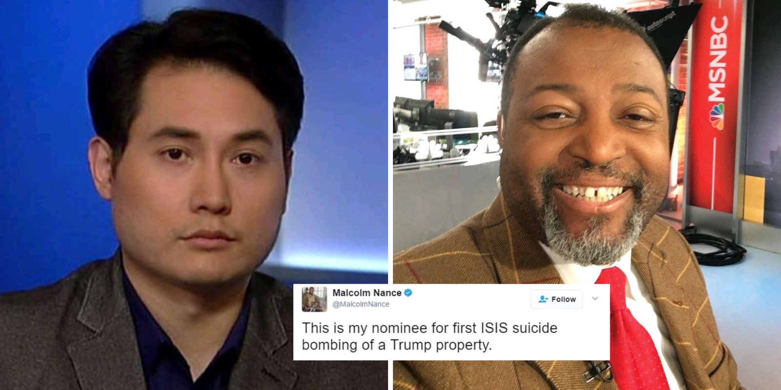 WATCH: Expert terrorism witness invited by House Democrats once called for suicide bombing of Trump Tower
