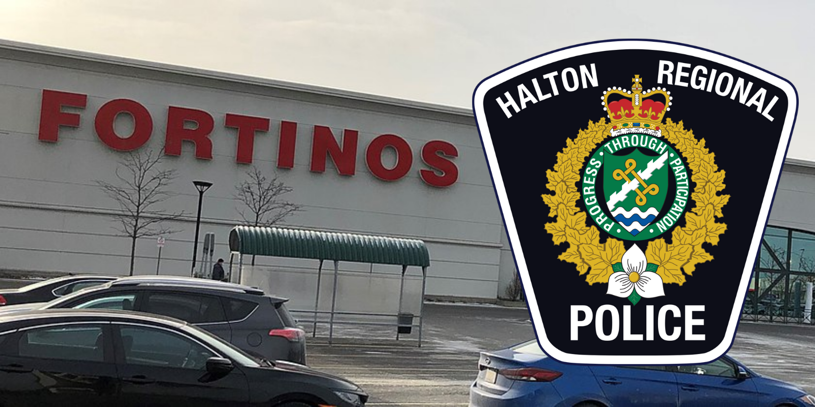 Three-year-old struck by vehicle in Oakville grocery store parking lot