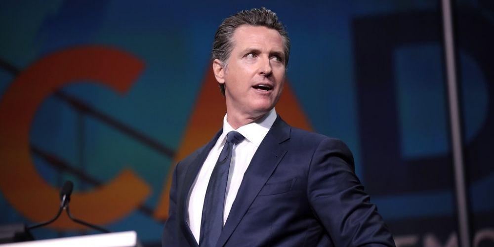 Enough signatures gathered to force recall of California Governor Gavin Newsom