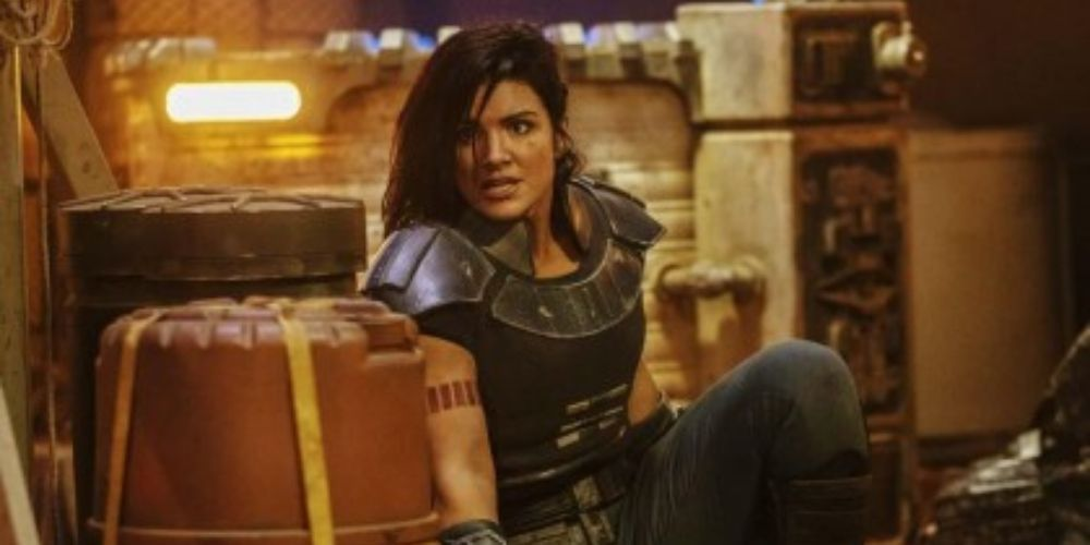 'The Mandalorian' star Gina Carano fired from Lucasfilm after fallout over social media post