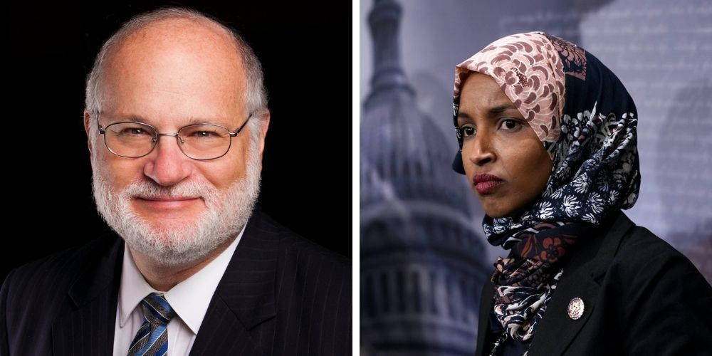 Rabbis call to remove Rep. Ilhan Omar from role as vice chair of House foreign affairs subcommittee