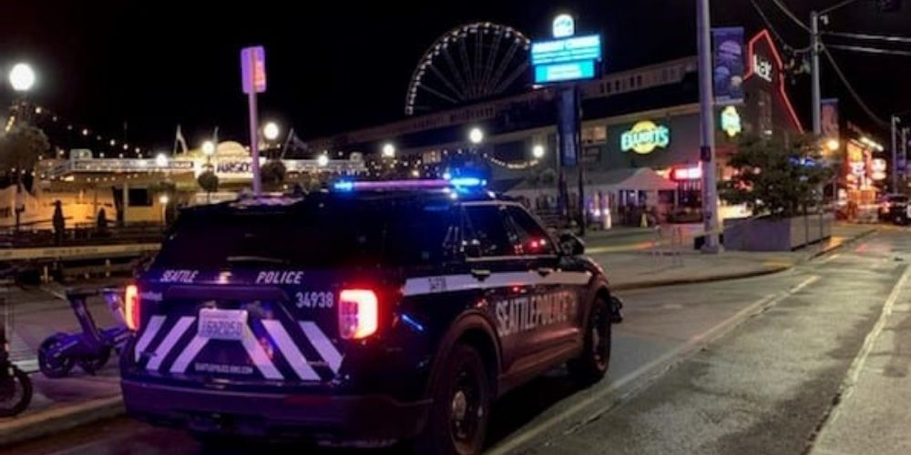 BREAKING: Man armed with a knife killed in officer involved shooting at Seattle Waterfront