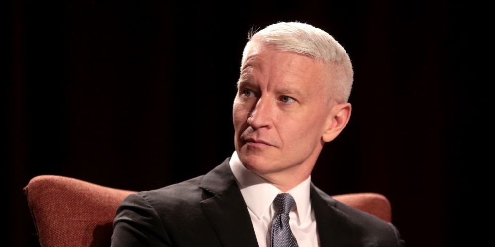 WATCH: Anderson Cooper compares Trump supporters to perpetrators of Rwandan and Bosnian genocide