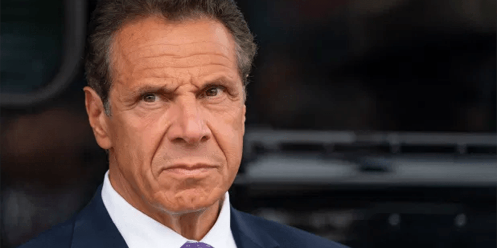 BREAKING: New York Gov. Andrew Cuomo faces second accusation of sexual harassment